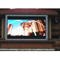 Full Color Video Wall Led Display , IP68 SMD P6 HD LED Screen For Events Manufactures