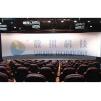 Special Effects 9d Theatre Cinema With Dynamic 3-Dof Platform Manufactures