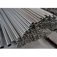 TP904L Tig Welding Ss Pipe / Welded Stainless Steel Pipes ASME SA789 Standard for sale