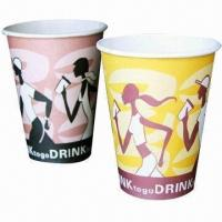 8oz Single Wall Hot Drinking Cup with Good Quality, Competitive Price and SGS/FDA Certifications Manufactures