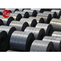 China Secondary Stainless Steel Cold Rolled Coils With Raw Material SGCC / SPCC on sale