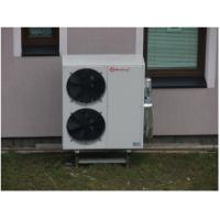 House Heating Hydronic Heat Pump System , 380V / 50HZ Air Temp Heat Pump Water Heater Manufactures