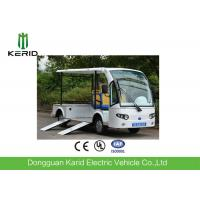 Mini Dimensions Modified Utility Pick Up Cart With Foldable Ramp For Wheel Chair Disabled Manufactures