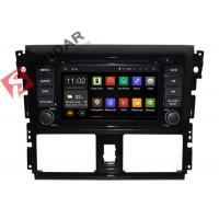 China Quad Core 16G ROM Toyota DVD GPS Navigation For Toyota Vois 2013 2014 DVB - T2 on sale