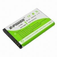 Mobile Phone Battery BL-5C for Nokia N70, N71 and N91 with 1,050mAh, 1-year Warranty Manufactures