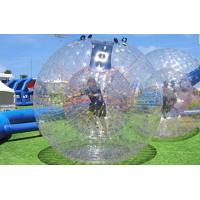1.0MM TPU SGS giant inflatable hamster ball for Family, Backyard, School, Playing Center Manufactures