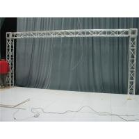 7m aluminum goal posts stage lighting truss systems for Cheap truss systems