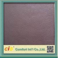 OEM Multi Color High Abrasion PVC Artificial Leather For Funiture Upholstery