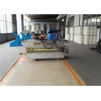 Portable 44 Inch Conveyor Belt Vulcanizing Press With Water Cooling System Manufactures