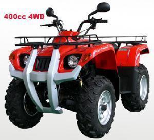 400cc 4WD EEC ATV / Quad (GT400Z-1) Manufactures