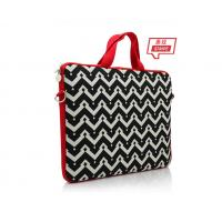 15.6-17inch full-Color sublimation neoprene laptop tote sleeve / laptop bag for women Manufactures