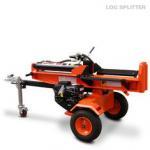 Gas Engine Woods Log Splitter , Firewood 22 Ton Horizontal Log Splitter Manufactures