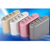 4 USB ports wall charger Manufactures