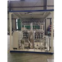 1.6MPa Submersible LNG Pump Skid Cryogenic Gas Processing Plant Manufactures