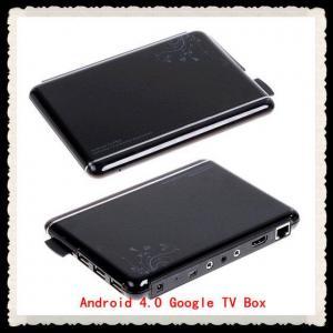 Google TV Box Android 4.0 ARM Cortex A9 WiFi HD TV Box Manufactures