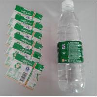 PET / PVC Shink Sleeves Lables / Wrap In Roll For Water / Beverage / Drinks Packing Manufactures