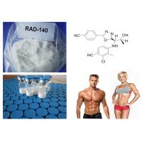 RAD140 Selective Androgen Receptor Modulators SARMs for Bodybuilding , CAS 1182367-47-0 Manufactures
