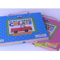 Full Color Hard Cover Children Board Books With Glossy Lamination Manufactures