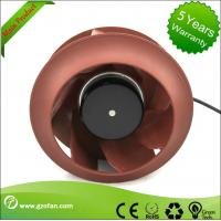 Air Purification DC Centrifugal Fan Impeller / 12V Brushless DC Fan Variable Speed Control Manufactures