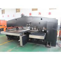 Mechanical Stamping CNC Punch Press Machine CNC Hole Punching Machine 30 Tons Manufactures
