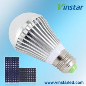 5W LED Solar Bulb (VB0501-S) Manufactures