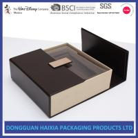 China Ribbon Type Cosmetic Packaging Box Cardboard Gift Boxes Cylinder Shape on sale