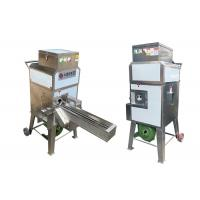 China Wholesale Frozen Corn Thresher and Sheller Sweet Corn Peeling Machine on sale