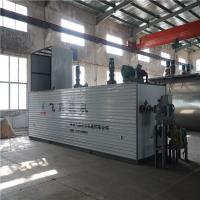 China Zero Loss Box Bitumen Decanting Machine , Bitumen Equipment For Road Construction on sale