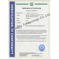 Ebuddy Technology Co.,Limited Certifications