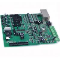 PCBA OEM Service DIP Assembly , Through Hole Printed Circuit Assembly SMT Green Manufactures