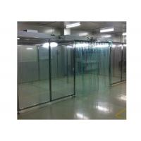 Portable Clean Booth Softwall Clean Room Aluminum Frame Low Noise Manufactures