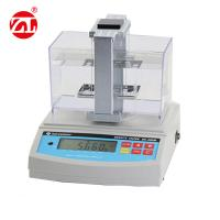 Multi Function Solid Density Testing Machine For Ceramic / Magnetic Material Manufactures