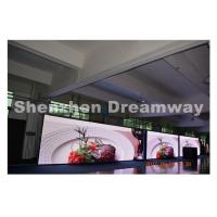 SMD3535 Kinglight P 8 Outdoor Advertising LED Display Board with 5500 CD / m2 LED Studio Manufactures