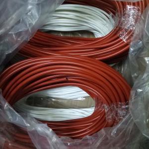 China Silicone Tube Sleeve Rubber Conduction Hose Silicone Protective Hose on sale