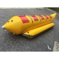 Exciting Inflatable Fishing Boats 5 Person Fishing Boat For Water Sports Manufactures