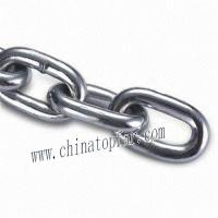 Stainless steel chain for boat and luxury yacht, AISI316 chain Manufactures