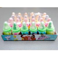 Angry Bird-Nipple Shaped Healthy Hard Candies With Powder Sweet and Funny Manufactures