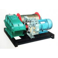 YUANTAI JM Model Slow Speed Electric Winch 10 Ton With Wireless Remote Control Manufactures