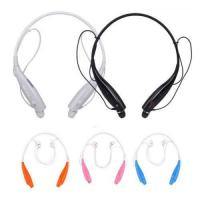 Stereo Neckband Bluetooth In Ear Headset Earphones For Cell Phones