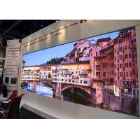 PH1.9mm high definition SMD 3-in-1 indoor advertising led video wall display / UHD 4K high resolution indoor led screen Manufactures