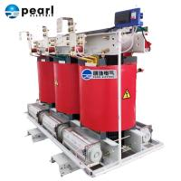 Electric Three Phase Dry Type Transformer With Double Column Customized Manufactures