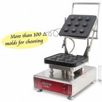 China Small Food Industry Machines Desert Egg Tart Machine 201 Stainless Steel Material on sale