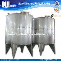 Food Stage Stainless Steel Water Storage Tank Manufactures