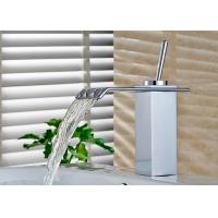 Single Handle Wash Basin Bathroom Sink Mixer ROVATE Chrome Finished Manufactures
