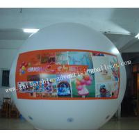 0.18mm Helium Quality PVC Advertising Helium Balloons with ASTM D-1790 Standard For Parade Manufactures
