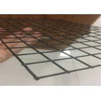 Galvanized / PVC Coated Welded Wire Mesh Panel Square Hole 1/2 Inch Manufactures