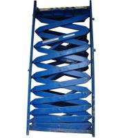 3000Kg Loading Capacity Mini Stationary Scissor Lift with 7.2m Lifting Height Manufactures