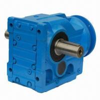 K Series Speed Reducer, Low Noise, High Efficiency Manufactures