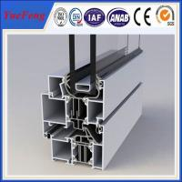 aluminium profiles for sliding windows and doors, profiles aluminum extrusion price Manufactures