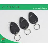 ABS key tag/keyfob/keyring,Model:ZT-YB-KF24,45×30×5.5mm Manufactures
